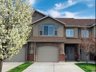 North Ogden Townhouse Under Contract: 288 E 2275 N #29