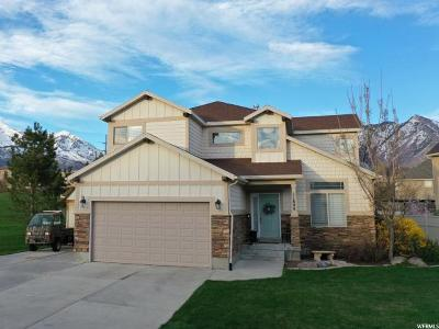 Highland Single Family Home For Sale: 11890 N Athena