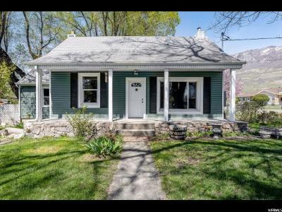 Pleasant Grove Single Family Home For Sale: 395 E 700 N