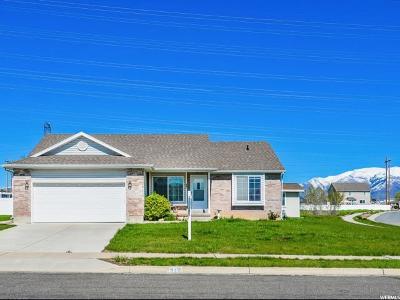 Davis County Single Family Home For Sale: 922 S 1150 W