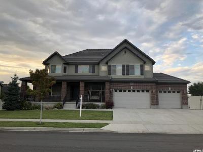 Herriman Single Family Home For Sale: 6842 W Windy Ridge Dr. S