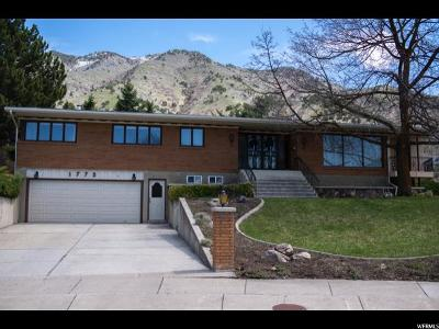 Logan Single Family Home For Sale: 1772 E 1400 N