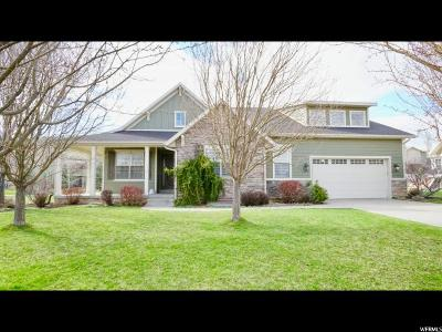 Wasatch County Single Family Home For Sale: 1295 Windmill Ln