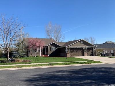 South Jordan Single Family Home For Sale: 3568 W Garden Grove Ln S #108