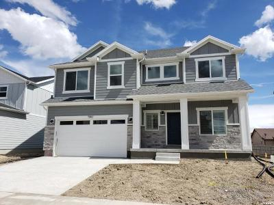 Eagle Mountain Single Family Home Under Contract: 7902 N Willow Way #410