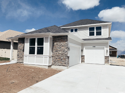 Herriman Single Family Home For Sale: 4901 S Mossley Bend Dr W #71