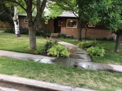 Logan Single Family Home For Sale: 1055 E Thrushwood Dr N