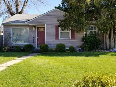 Provo Single Family Home For Sale: 917 W 1280 N