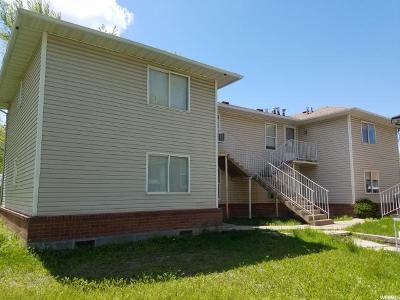 Ogden Multi Family Home For Sale: 242 N Harrisville Rd E