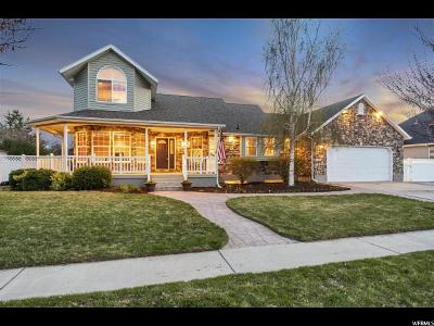 American Fork Single Family Home For Sale: 289 W 1450 N