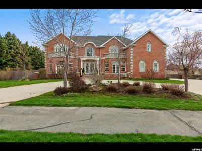 Sandy Single Family Home For Sale: 2296 E Pepperwood Dr S