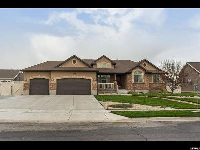 Clinton Single Family Home Under Contract: 2369 N Grey Crown Crane Dr