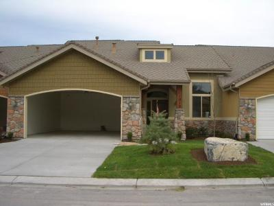 Provo, Orem Townhouse For Sale: 1910 W Golden Pond Way S