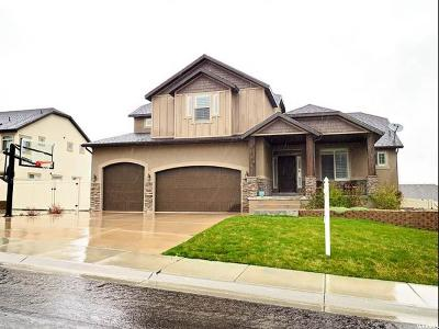 Herriman Single Family Home Under Contract: 6428 W Indian Hollow Ln