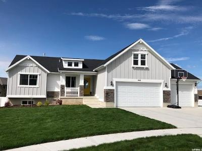 Kaysville Single Family Home For Sale: 446 Wheat Ridge Cir
