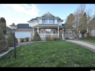 Logan Single Family Home Backup: 923 Canterbury Dr