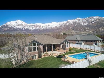 North Ogden Single Family Home Under Contract: 2460 Barker Pkwy