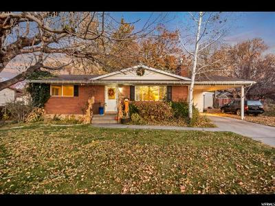 American Fork Single Family Home For Sale: 330 N 400 W
