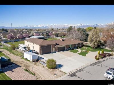 West Jordan Single Family Home Under Contract: 2829 W 6870 S
