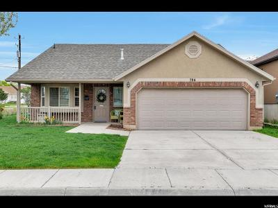 Kaysville Single Family Home For Sale: 784 N Stonne Ln