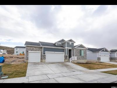 Eagle Mountain Single Family Home Under Contract: 1814 E Lone Tree Pkwy N