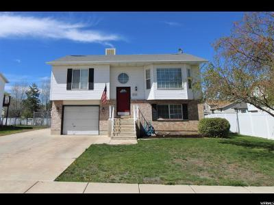 Clinton Single Family Home Under Contract: 2263 N 2290 W
