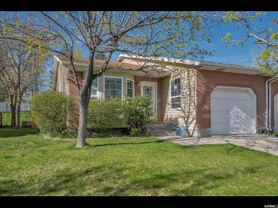 Provo, Orem Townhouse For Sale: 87 E Hanover S