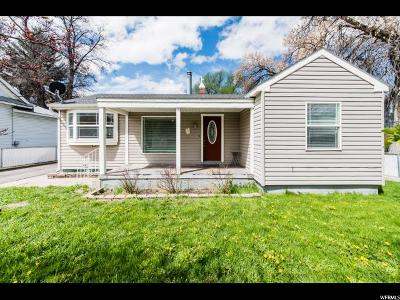 Single Family Home For Sale: 3075 S Main St