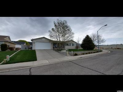 Nephi Single Family Home Under Contract: 1256 N 50 E