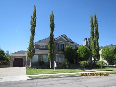 Riverton Single Family Home For Sale: 2949 W 12875 S
