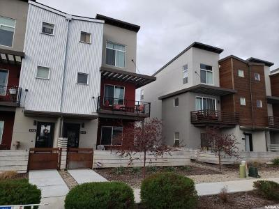 Herriman Townhouse For Sale: 12722 S Rodwell Ct