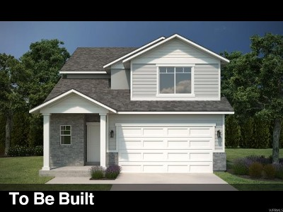 Riverton Single Family Home Under Contract: 12686 S Quail Lake Dr W #115
