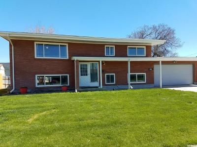 Tremonton Single Family Home For Sale: 483 S 600 W
