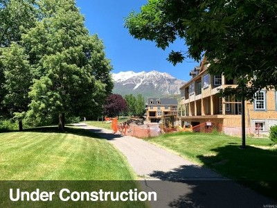 Provo, Provo Canyon Townhouse For Sale: 5147 N River Park Way W #3