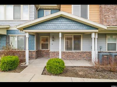Pleasant Grove Townhouse For Sale: 31 S 1580 W
