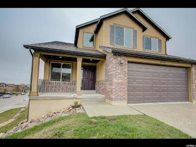 Eagle Mountain Single Family Home For Sale: 2826 E Hideout Dr