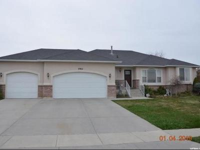 West Jordan Single Family Home Under Contract: 8902 W 4770 S