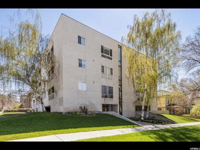 Salt Lake City Condo Under Contract: 207 S 600 E #3B
