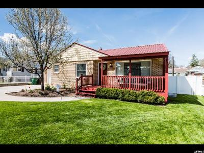 Single Family Home For Sale: 585 E 400 S