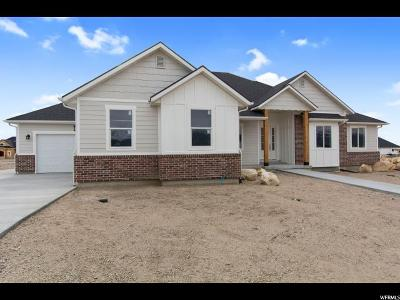 Lehi Single Family Home For Sale: 703 N 1450 W