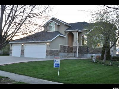 Nibley Single Family Home For Sale: 741 W Gibbons Ln