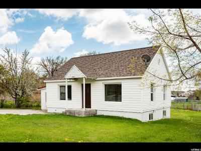 Lehi Single Family Home For Sale: 919 W 2100 N