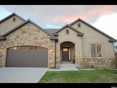 American Fork UT Single Family Home For Sale: $482,000