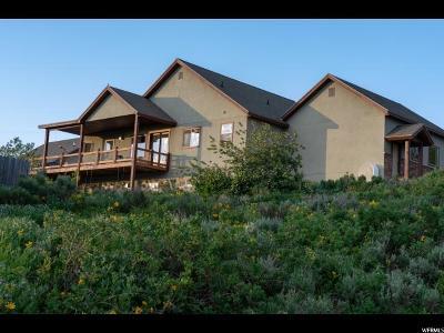 Park City Single Family Home For Sale: 7836 N Douglas Dr
