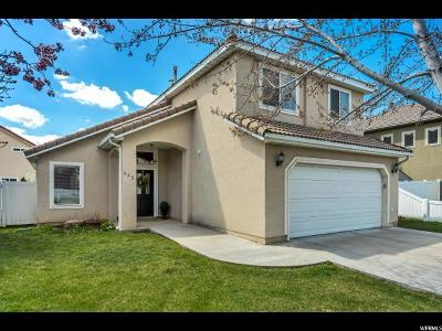 Spanish Fork Single Family Home For Sale: 445 W 250 S