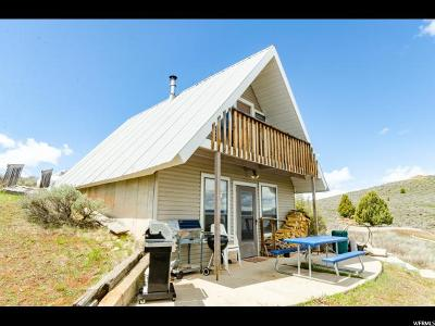 Hyrum Single Family Home For Sale: E Sage Rd