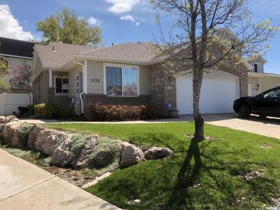 South Ogden Single Family Home Under Contract: 5258 S Daybreak Dr E #18