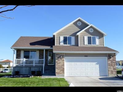 Grantsville Single Family Home Under Contract: 316 E Heber Ln S
