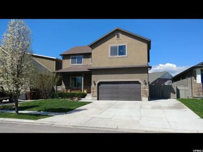 Eagle Mountain Single Family Home For Sale: 8429 N Western Gailes Dr