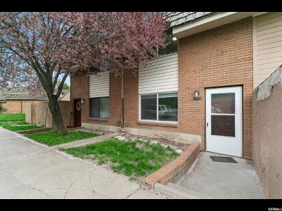 Provo, Orem Condo For Sale: 1465 Arthur Dr